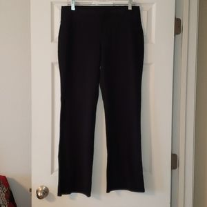 Maurices Jersey Knit Pull On Work Pants